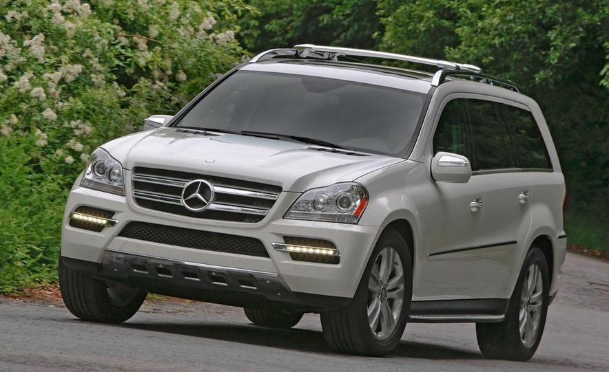 2011 Mercedes-Benz GL350 BlueTec 4MATIC - Slide 2