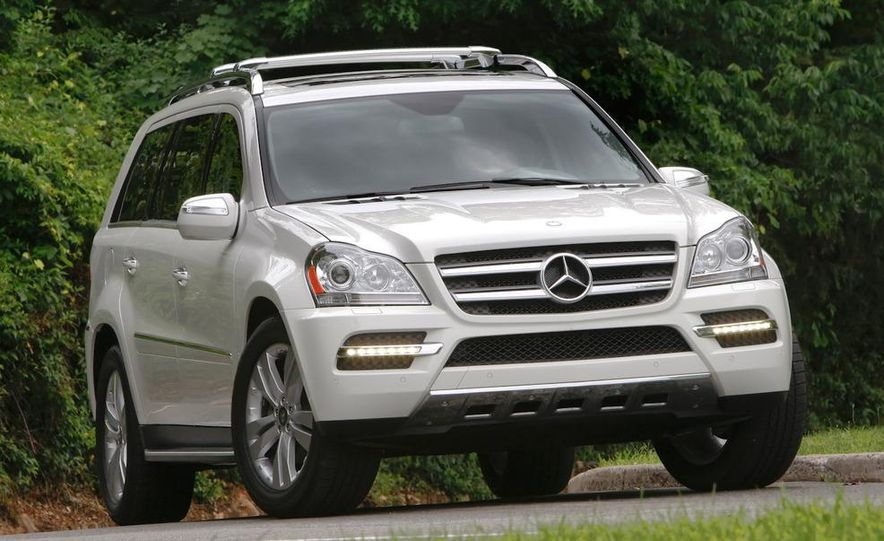 2011 Mercedes-Benz GL350 BlueTec 4MATIC - Slide 6