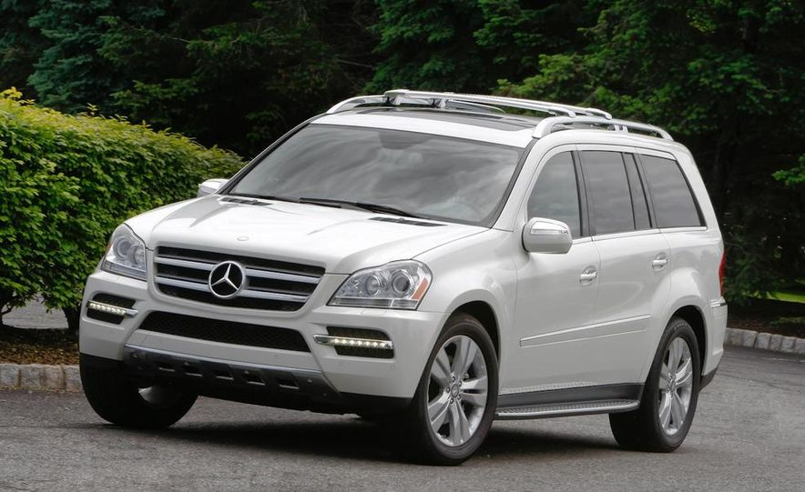 2011 Mercedes-Benz GL350 BlueTec 4MATIC - Slide 7