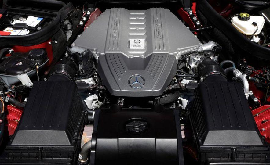 2012 Mercedes-Benz SLS AMG roadster - Slide 80