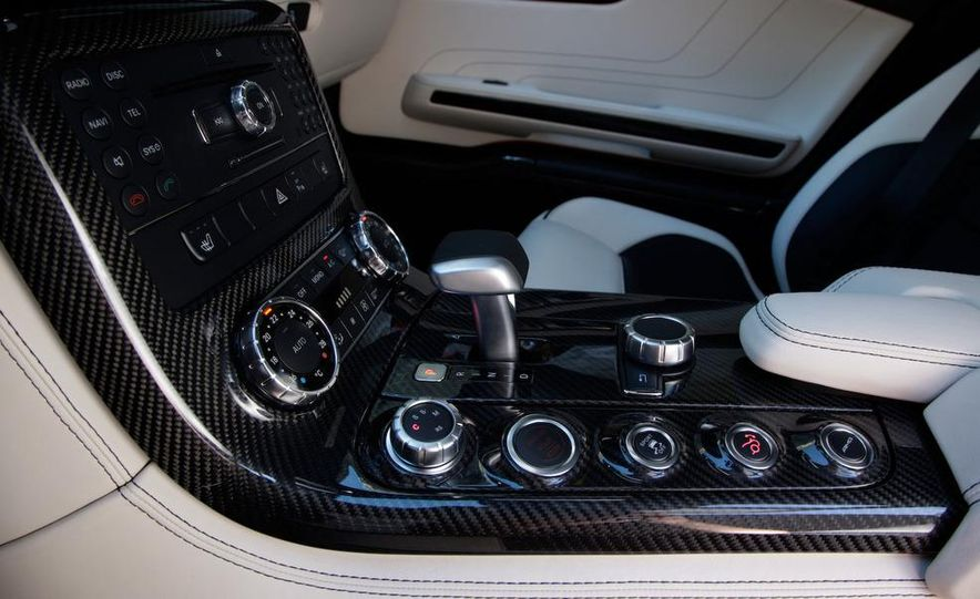 2012 Mercedes-Benz SLS AMG roadster - Slide 73