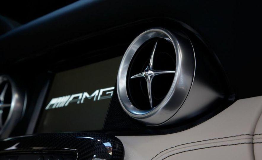 2012 Mercedes-Benz SLS AMG roadster - Slide 78