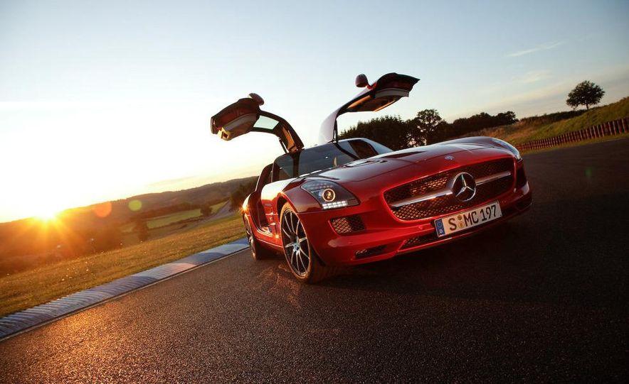 2012 Mercedes-Benz SLS AMG roadster - Slide 42