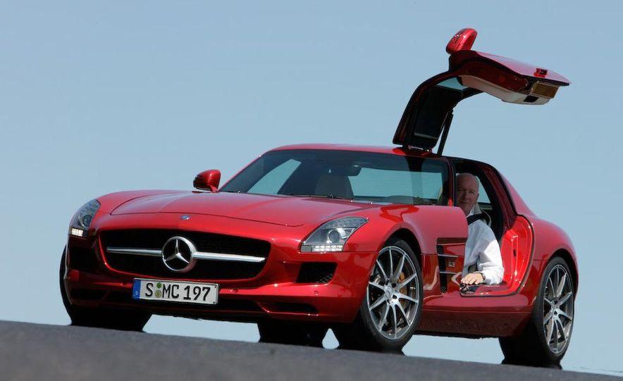 2012 Mercedes-Benz SLS AMG roadster - Slide 44