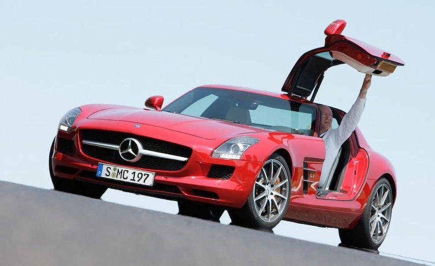 2012 Mercedes-Benz SLS AMG roadster - Slide 45