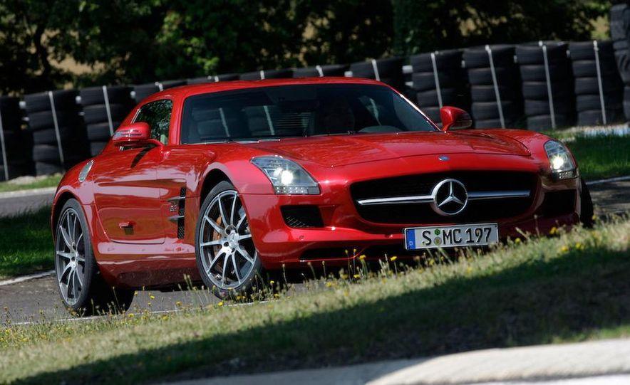2012 Mercedes-Benz SLS AMG roadster - Slide 47
