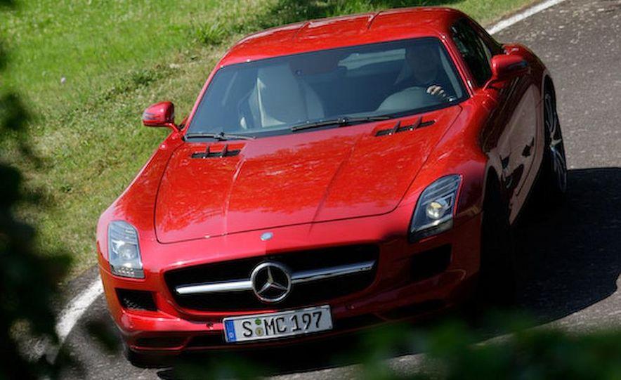 2012 Mercedes-Benz SLS AMG roadster - Slide 7