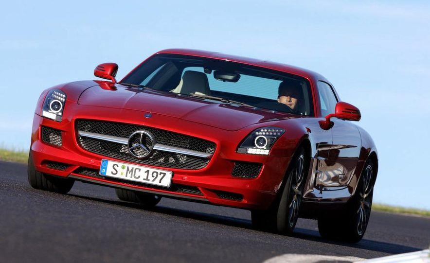 2012 Mercedes-Benz SLS AMG roadster - Slide 9
