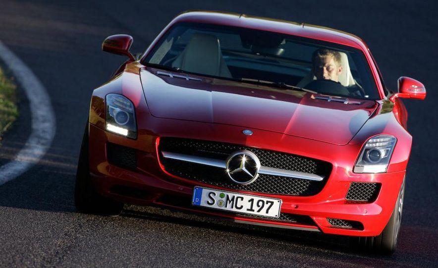 2012 Mercedes-Benz SLS AMG roadster - Slide 10