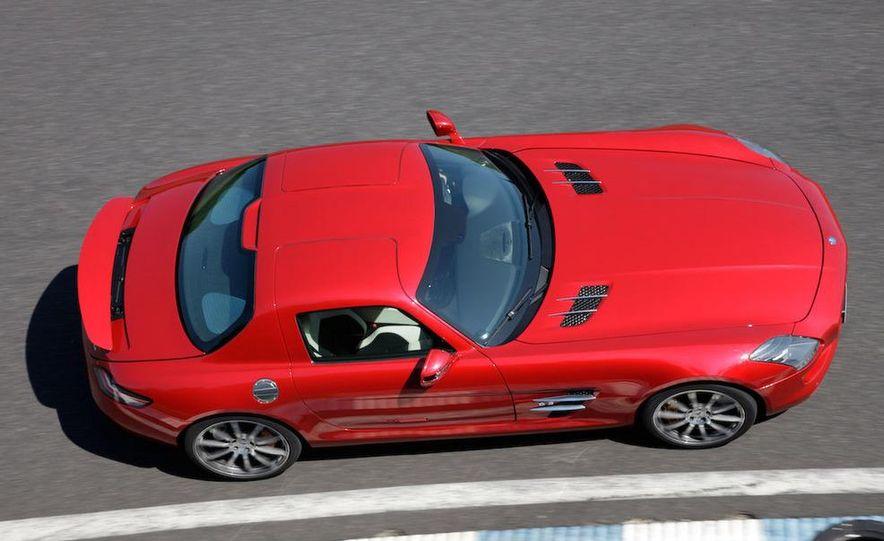 2012 Mercedes-Benz SLS AMG roadster - Slide 15