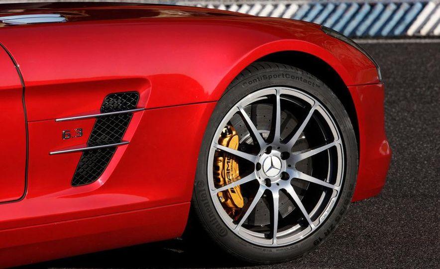 2012 Mercedes-Benz SLS AMG roadster - Slide 64