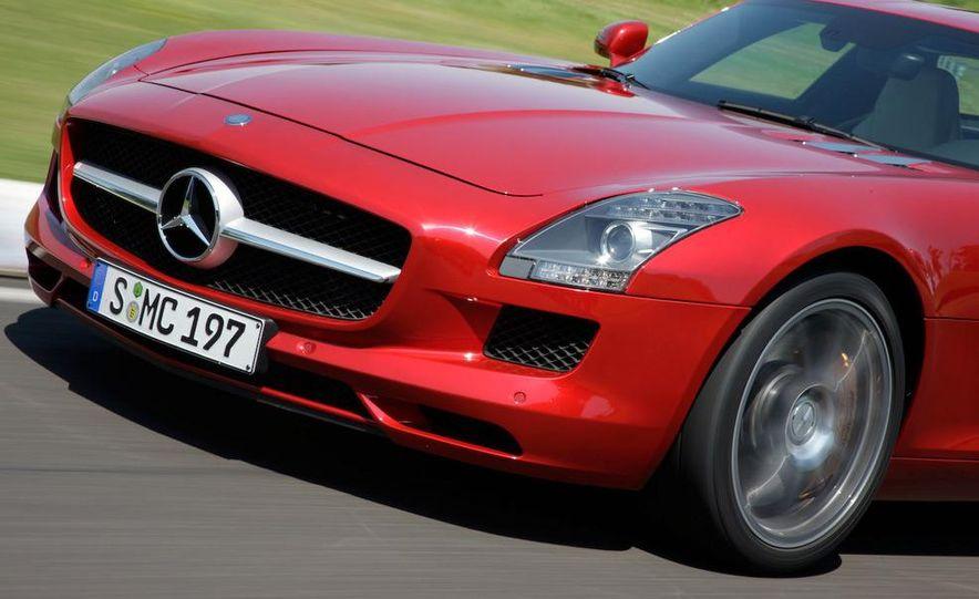 2012 Mercedes-Benz SLS AMG roadster - Slide 52
