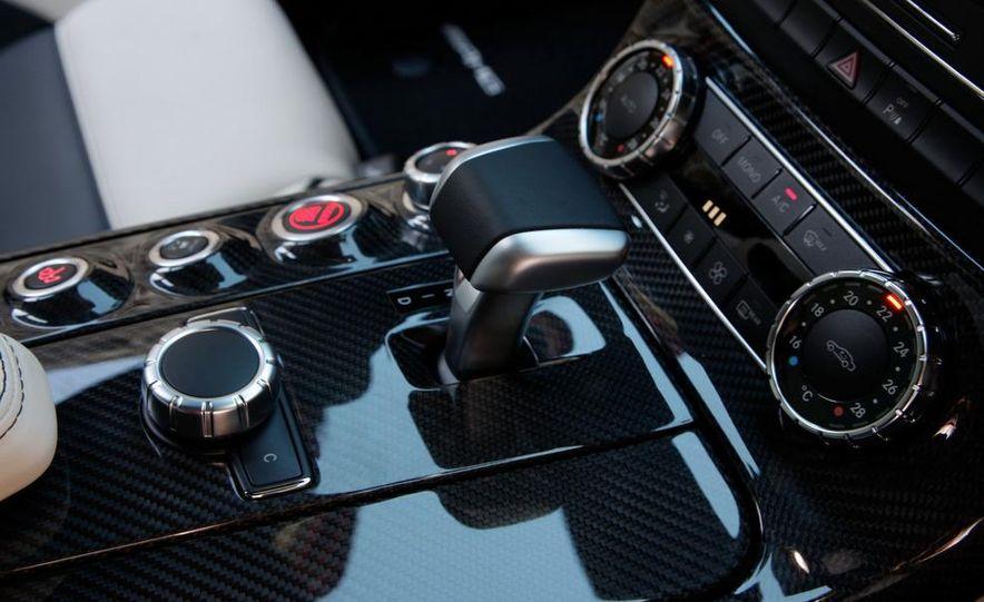 2012 Mercedes-Benz SLS AMG roadster - Slide 77