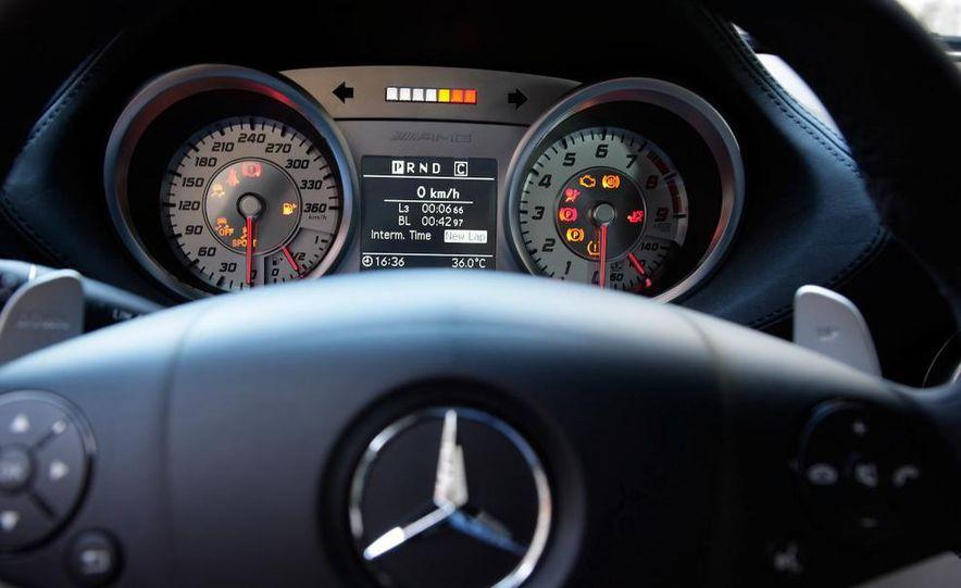 2012 Mercedes-Benz SLS AMG roadster - Slide 71