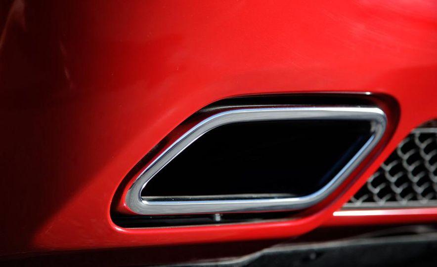 2012 Mercedes-Benz SLS AMG roadster - Slide 57