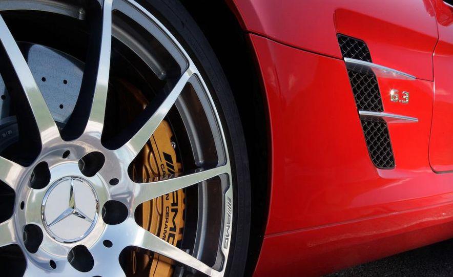 2012 Mercedes-Benz SLS AMG roadster - Slide 62