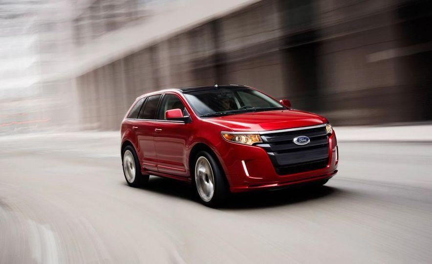 2011 Ford Edge Sport - Slide 1