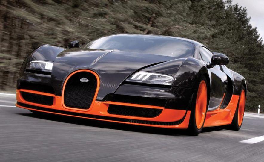 2011 Bugatti Veyron 16.4 Super Sport - Slide 1