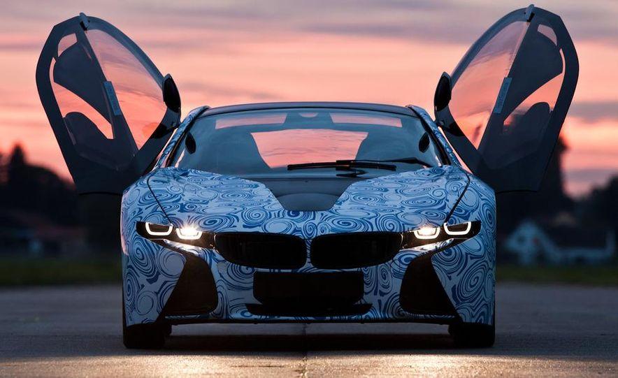 BMW Vision EfficientDynamics prototype - Slide 1