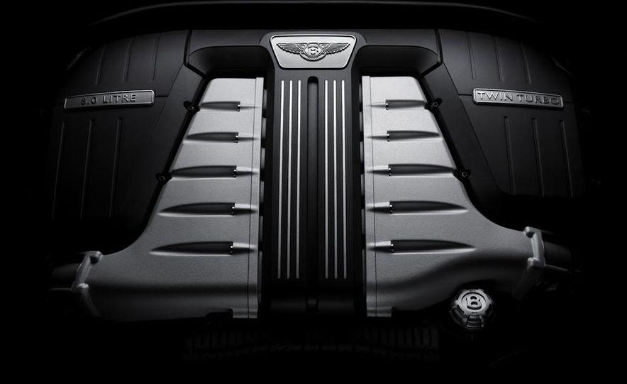 2012 Bentley Continental GT - Slide 43