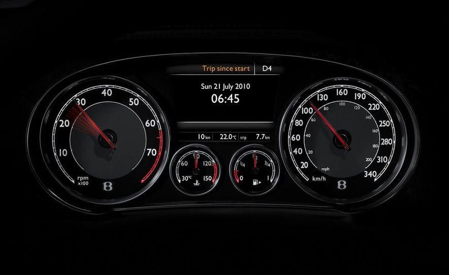 2012 Bentley Continental GT - Slide 39