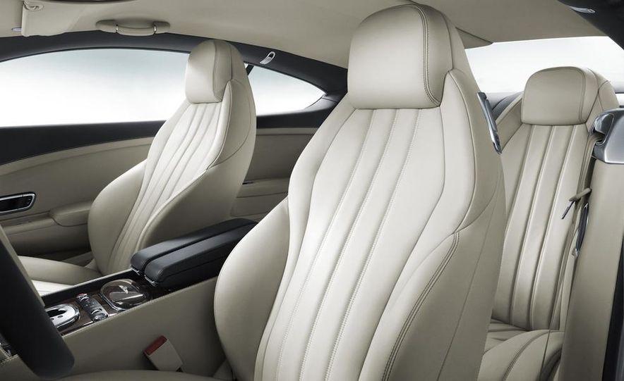 2012 Bentley Continental GT - Slide 36