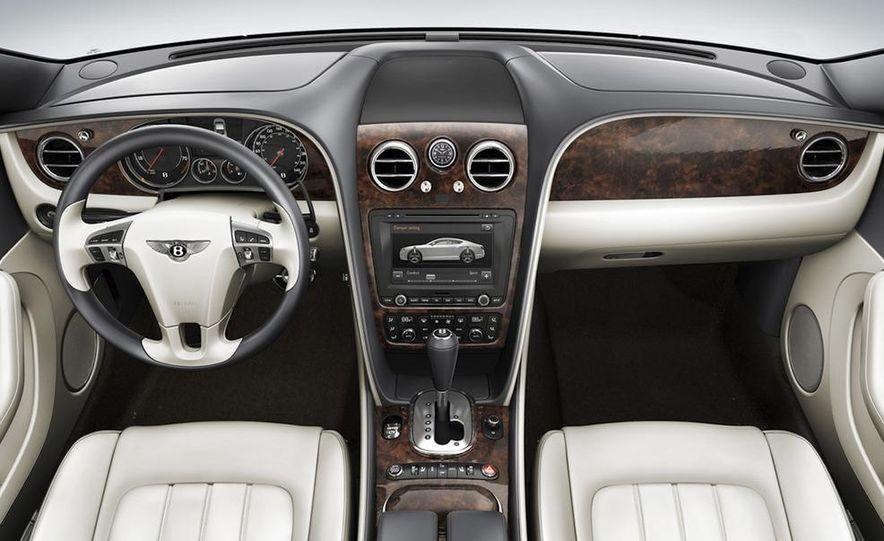 2012 Bentley Continental GT - Slide 34