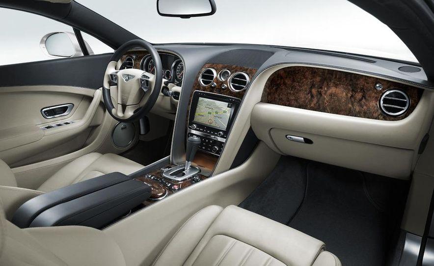 2012 Bentley Continental GT - Slide 35