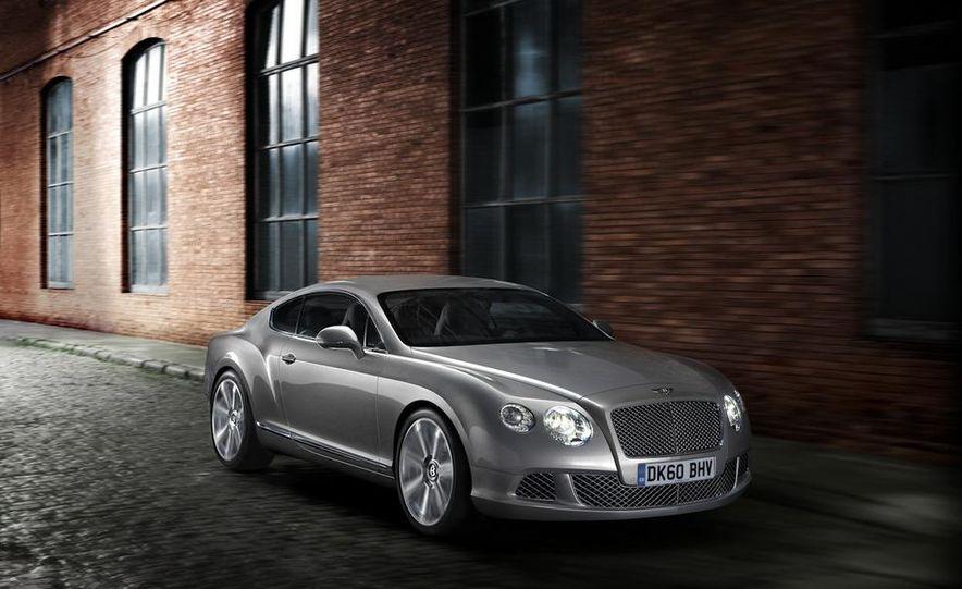 2012 Bentley Continental GT - Slide 24