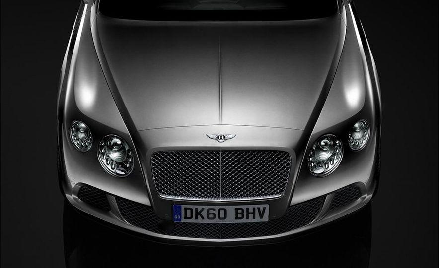 2012 Bentley Continental GT - Slide 29