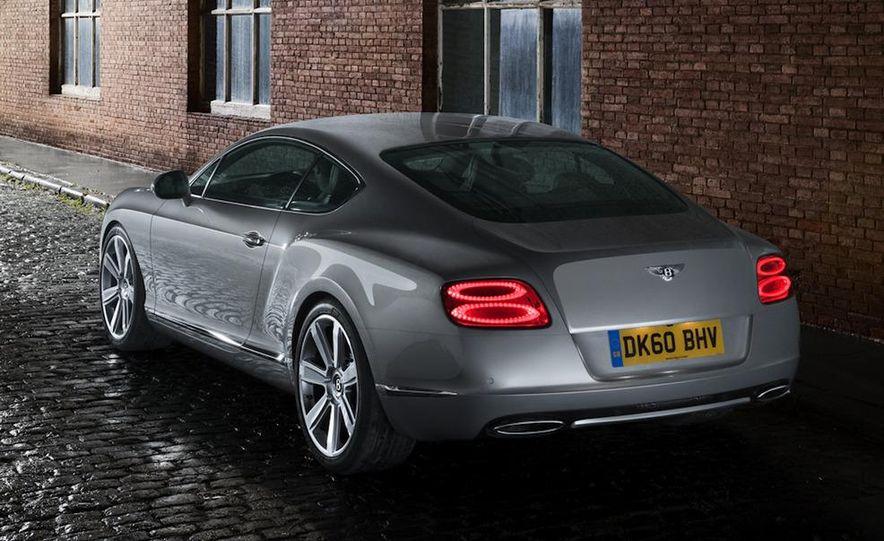 2012 Bentley Continental GT - Slide 26