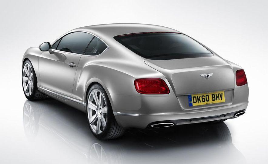 2012 Bentley Continental GT - Slide 27