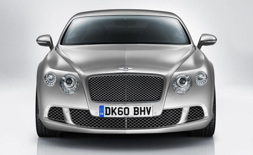 2012 Bentley Continental GT - Slide 28