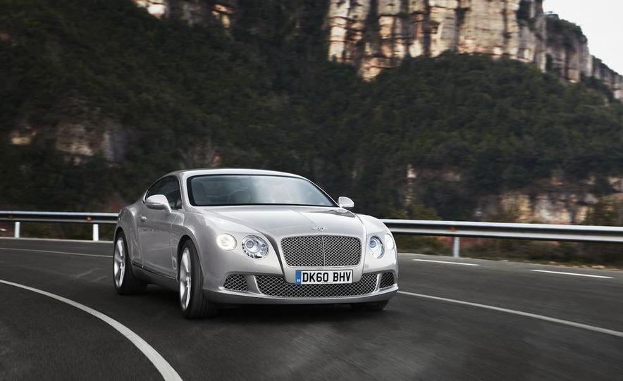 2012 Bentley Continental GT - Slide 11