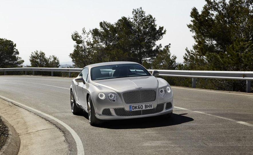 2012 Bentley Continental GT - Slide 12