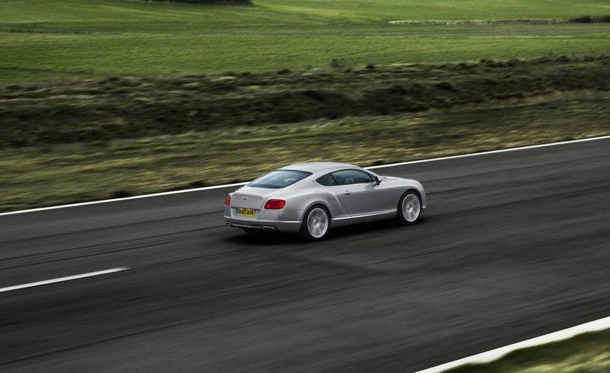 2012 Bentley Continental GT - Slide 13