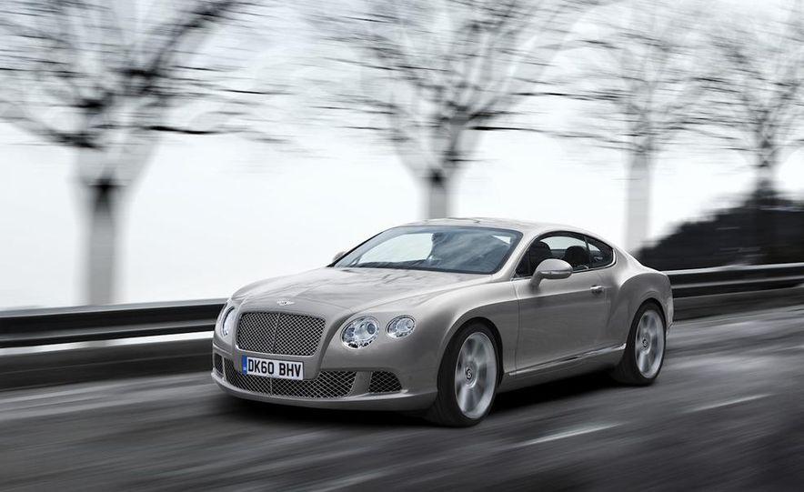 2012 Bentley Continental GT - Slide 14