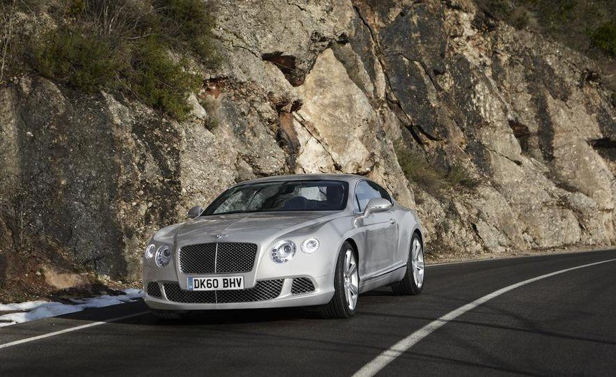 2012 Bentley Continental GT - Slide 15