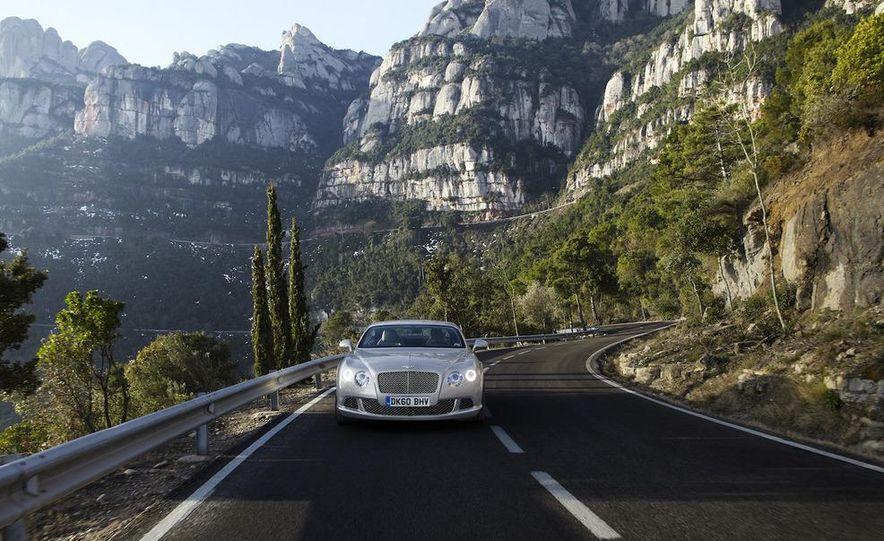 2012 Bentley Continental GT - Slide 16
