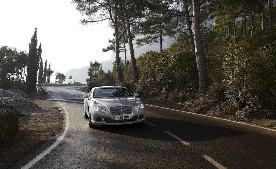 2012 Bentley Continental GT - Slide 17