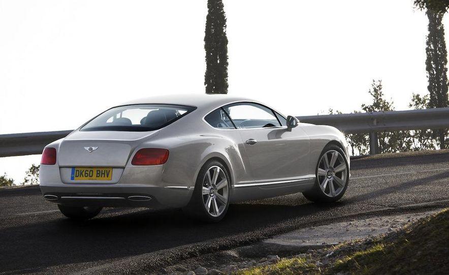 2012 Bentley Continental GT - Slide 18