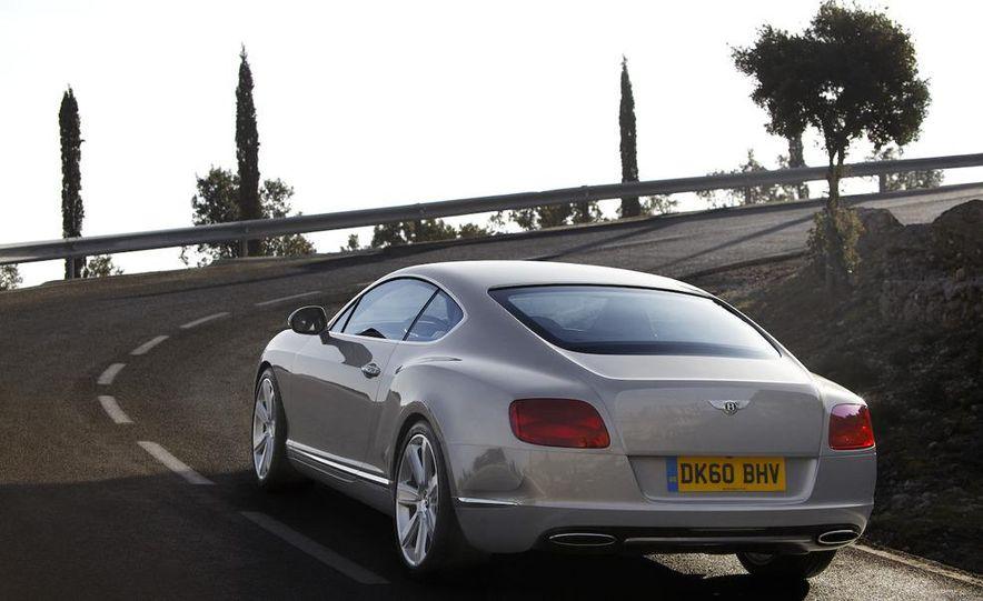 2012 Bentley Continental GT - Slide 19