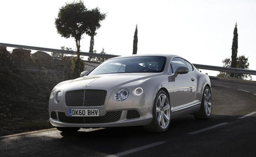 2012 Bentley Continental GT - Slide 20