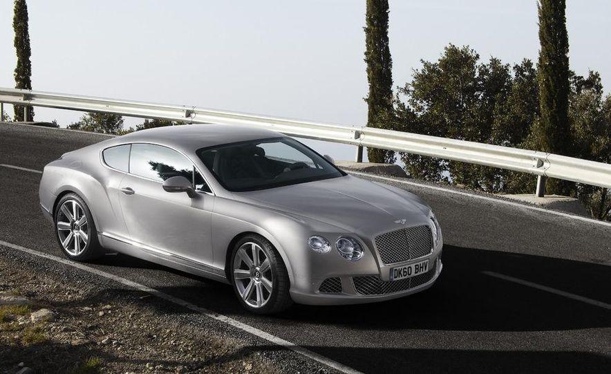 2012 Bentley Continental GT - Slide 21