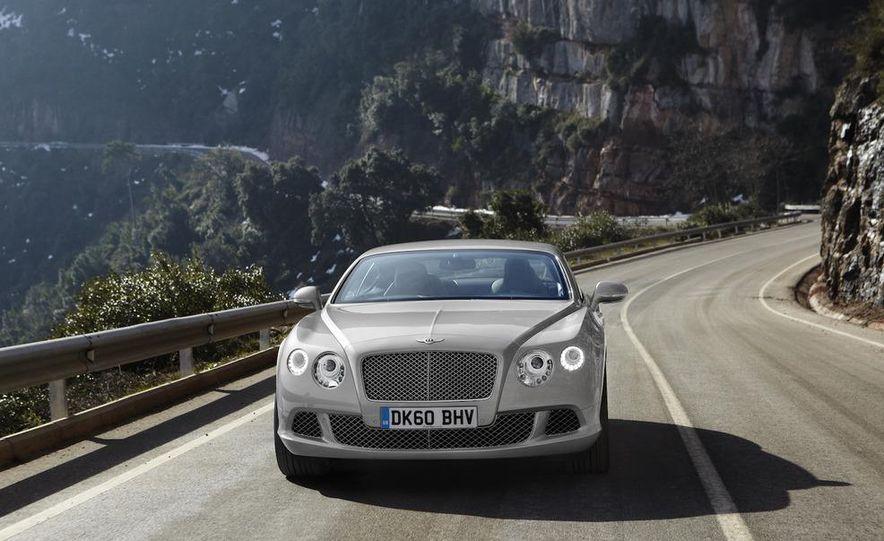 2012 Bentley Continental GT - Slide 22