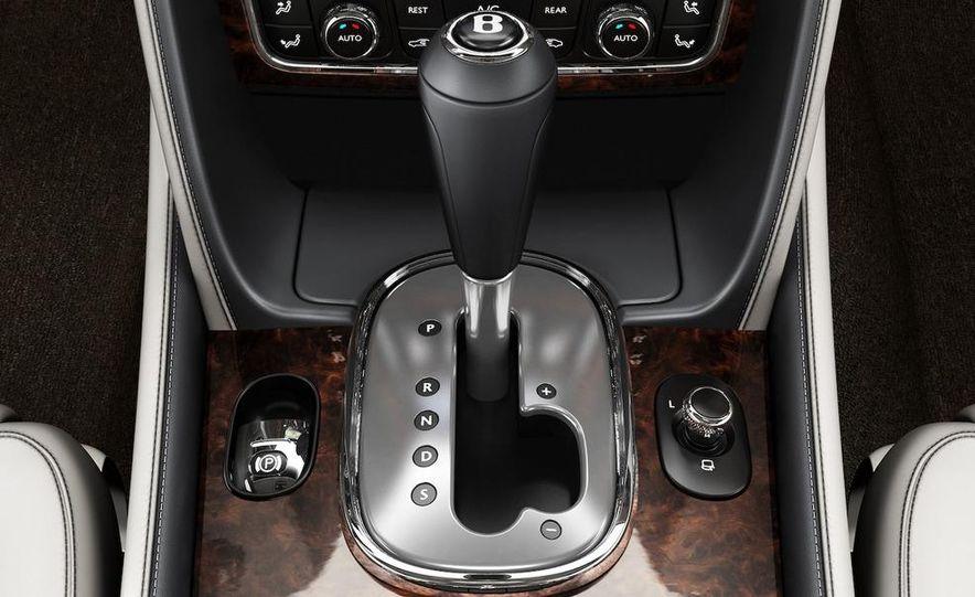 2012 Bentley Continental GT - Slide 38