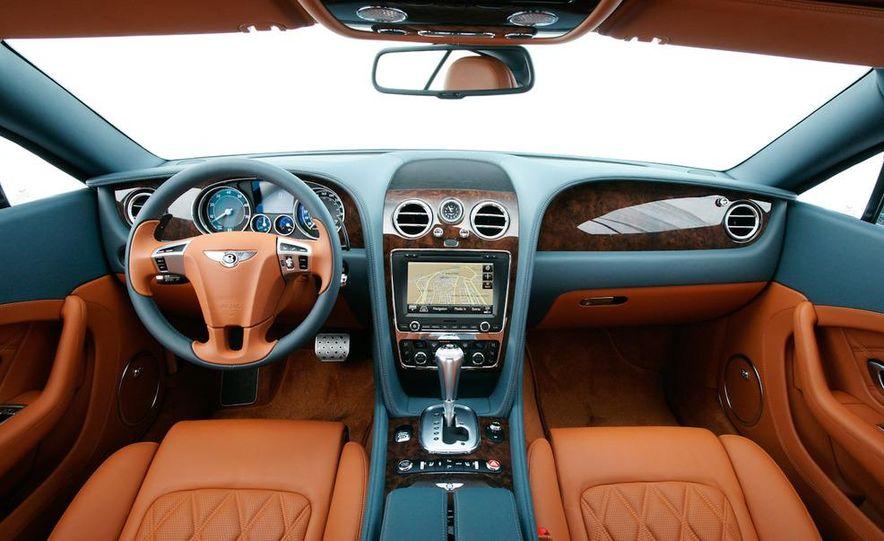 2012 Bentley Continental GT - Slide 33