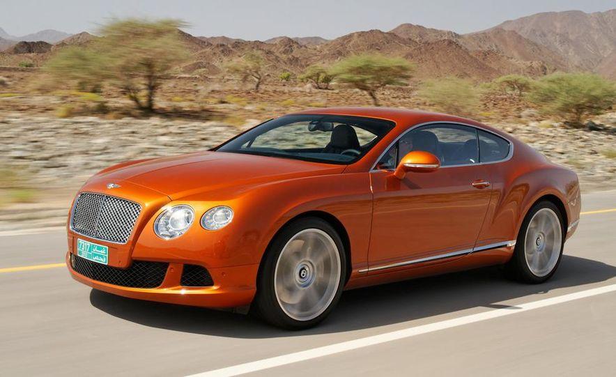2012 Bentley Continental GT - Slide 2
