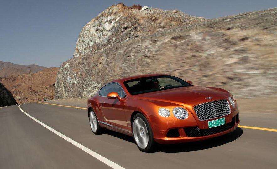2012 Bentley Continental GT - Slide 3