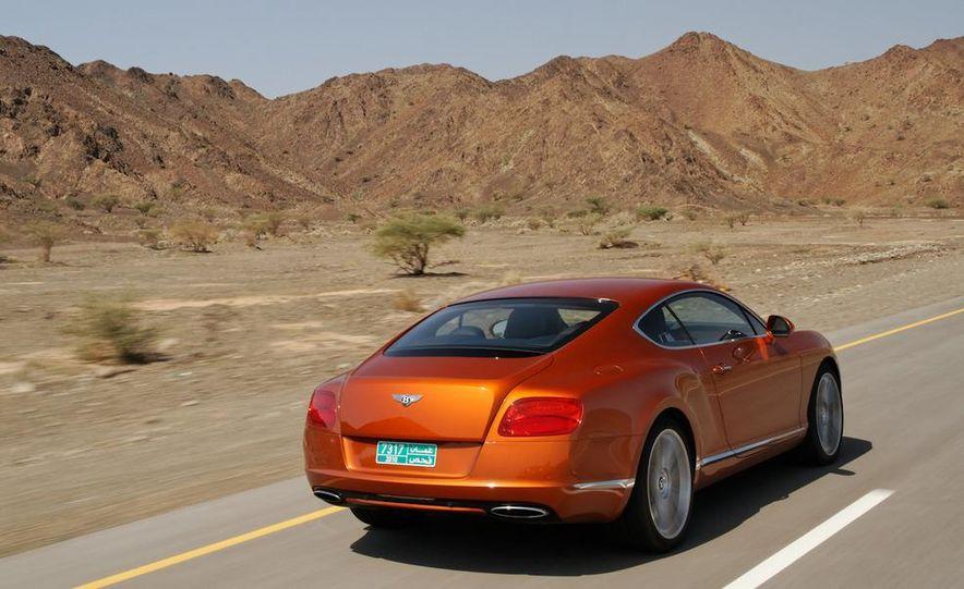 2012 Bentley Continental GT - Slide 6
